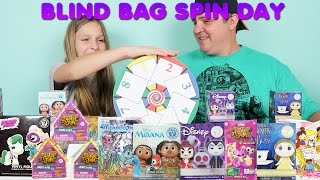 Blind Bag Spin Day Mystery Minis Animal Jam Blind Box and Blind Bags
