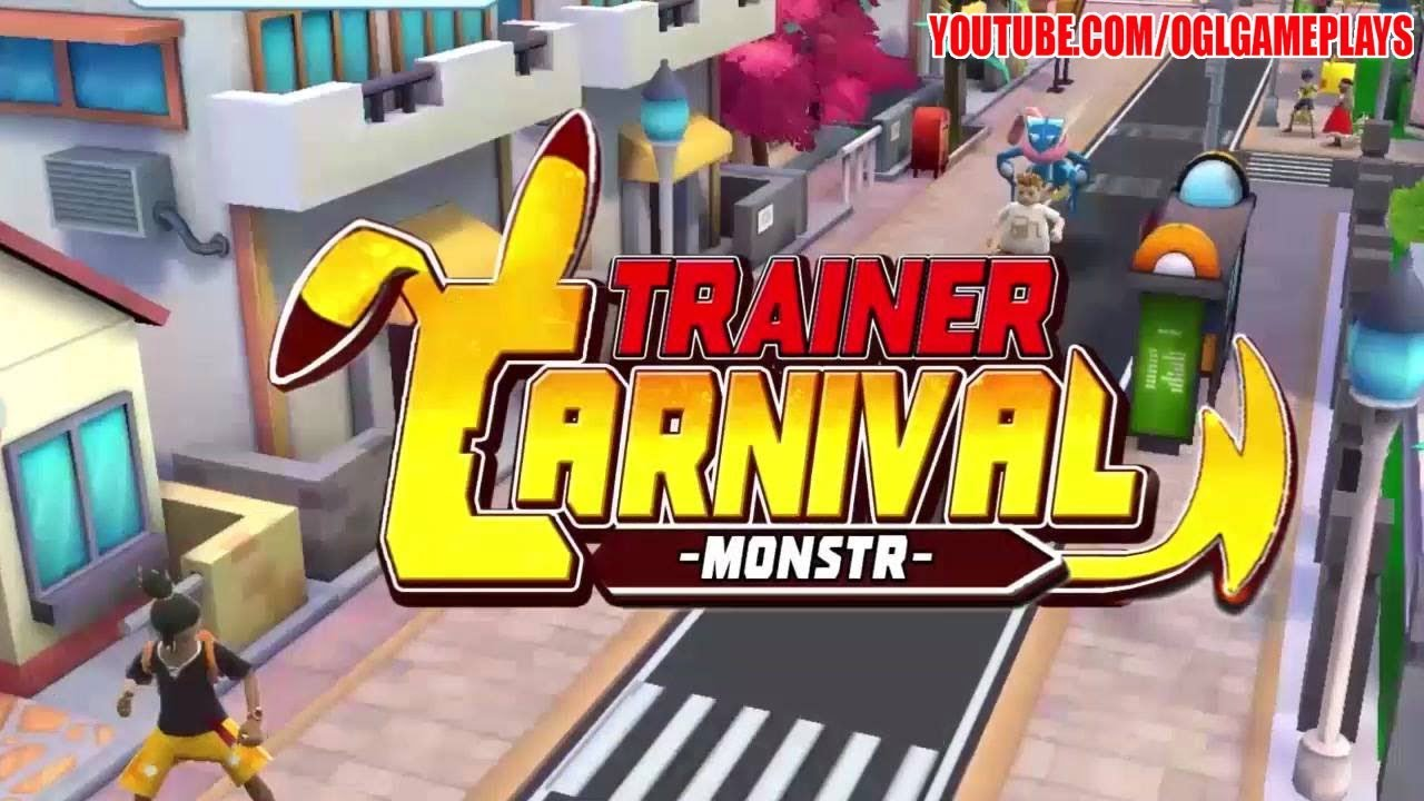 Trainer Carnival (New Pokemon) Gameplay (Android APK)  #Smartphone #Android