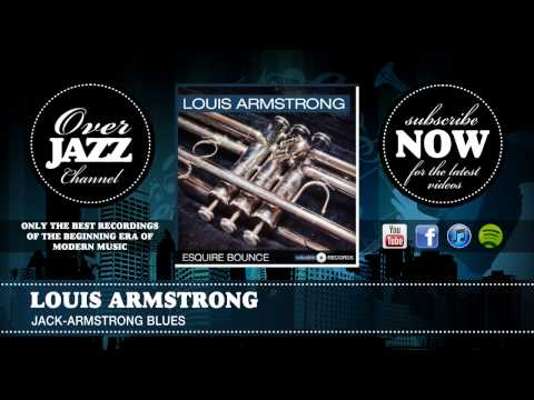 Louis Armstrong - Jack-Armstrong Blues