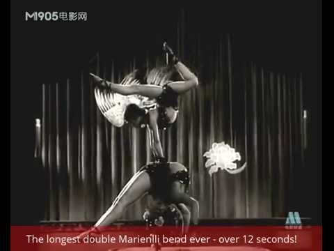 Longest Double Marinelli bend from old Chinese circus