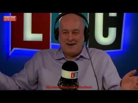 LBC's Iain Dale tells Remainer caller he's 'economically illiterate' :)
