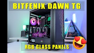 PC Build Timelapse - BitFenix DAWN TG