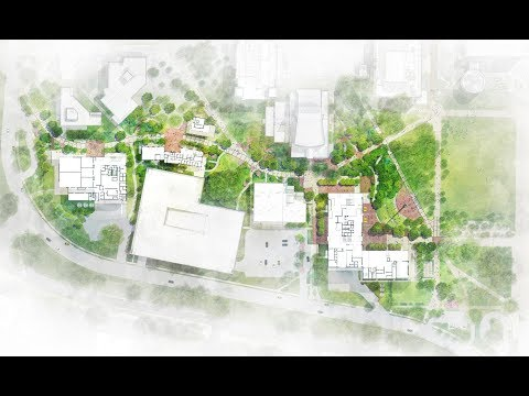 Georgia Tech Begins New Campus Center Project