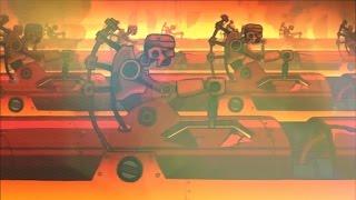 Грот - Прозрачная клетка (Клип)