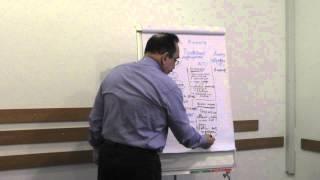 Тренер Владимир Чесноков о методике подготовки обучения под цели Заказчика