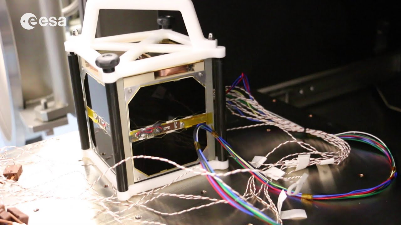AAUSAT5 CubeSat mission from the International Space Station