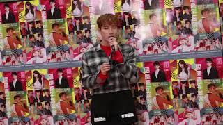 171002  JunK 준케이 金閔俊 김민준 KimMinjun (2PM 투피엠) -  backstage @國…