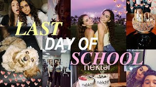 VLOG: Last day of middle school & first day of summer 2018!
