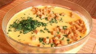 Рецепт приготовления Сырного супа