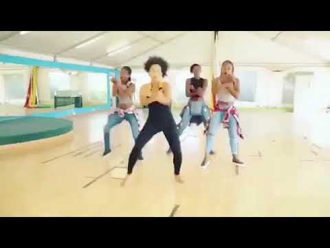 Ammara Brown- Akiliz (Dance Video)