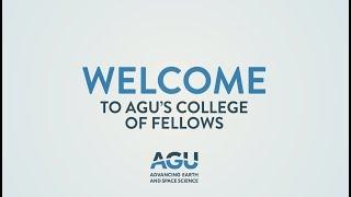 Congratulations To Our 2020 AGU Fellows!