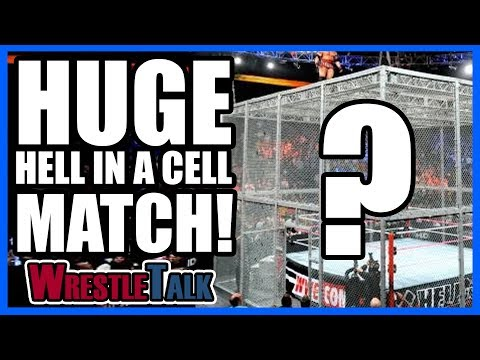HUGE Hell In A Cell Match BOOKED! Bobby Roode BACK! | WWE Smackdown Live, Sept. 26, 2017 Review