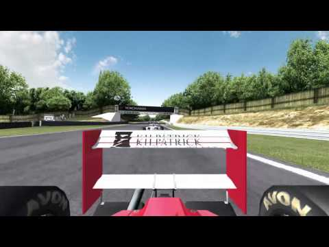 ToCA Race Driver 3 - Brands Hatch GP - Formula Palmer Audi HD