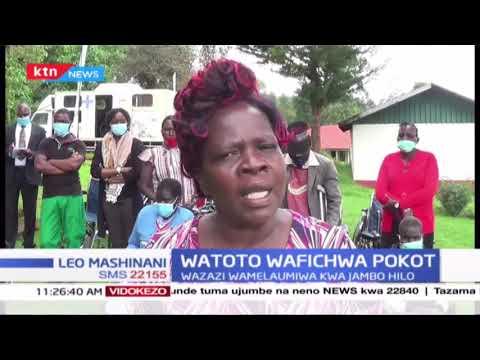 Watoto wafichwa Pokot: Wazazi walaumiwa kwa jambo hilo