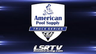 American Pool Supply Truck Series | Round 17 at Milwaukee
