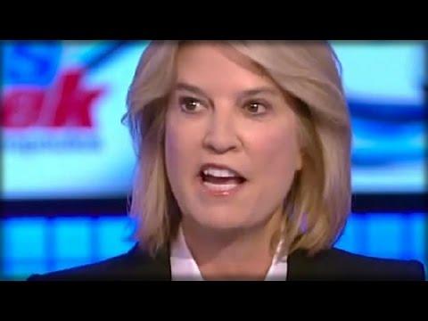 GRETA VAN SUSTEREN SHOCKS WITH SHARP LEFT MOVE TO MOST HATED NEWS NETWORK IN AMERICA