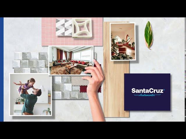 Nossa nova marca - Santa Cruz Acabamentos
