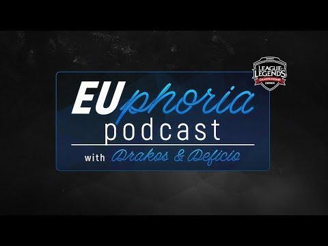 EUphoria Podcast w/ Drakos & Deficio: Episode 2 | YamatoCannon