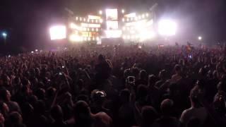 Live Fatboy Slim à L'EMF 2014