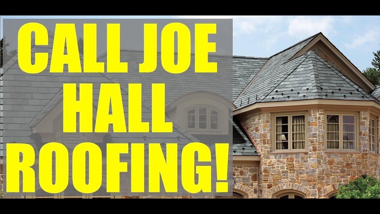 Beautiful Joe Hall Roofing Arlington Tx