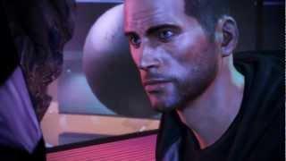 Garrus dancing with Male Shepard - Mass Effect 3 Citadel DLC