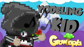Yodeling Kid - Growtopia (Animation) | HyerS [VOTW]