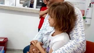 Me Pusieron Las Vacunas De Los 5 Años Tres Vacunas De una Vez Vlogs Vacunas De Sarah