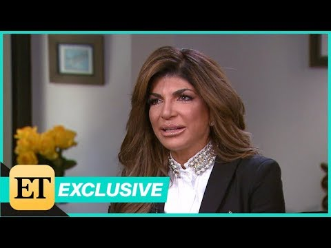 How Teresa Giudice Told Her Daughters About Their Dad\'s Deportation Drama (Exclusive)