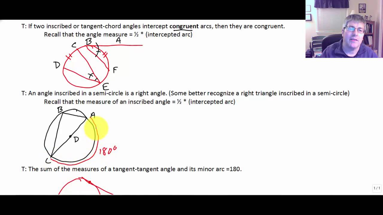 Section 106 more angle arc theorems youtube section 106 more angle arc theorems hexwebz Choice Image