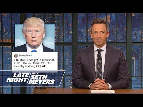 Donald Trump's Ohio Rally