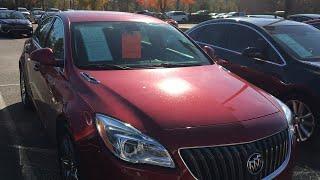2014 Buick Regal Memphis, Collierville, Bartlett, Germantown, Lakeland, TN U6961R