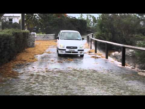 North Shore St Georges Weather Conditions Bermuda November 6 2011