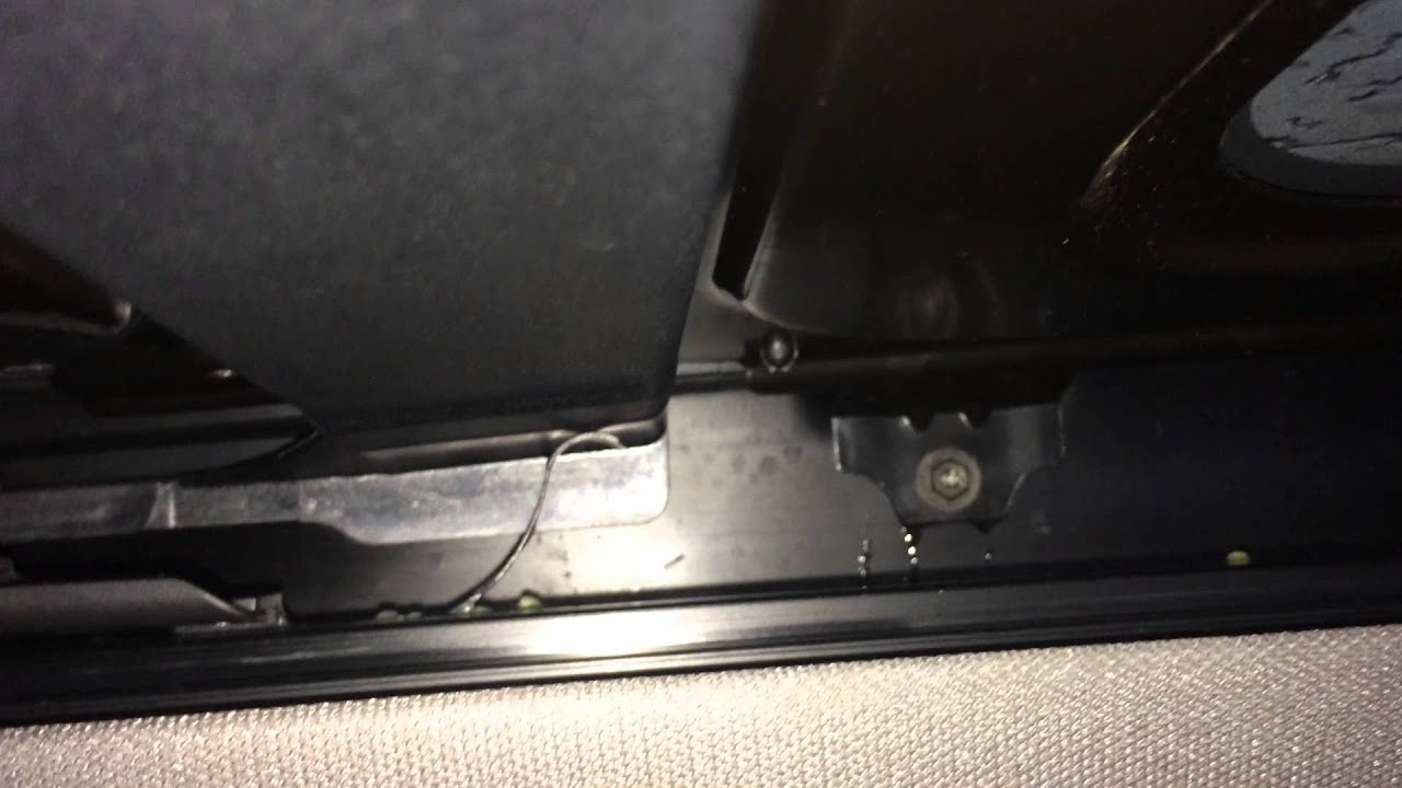 Ford F  Moonroof Leak