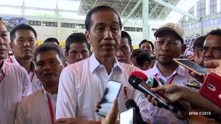 Keterangan Pers Presiden RI, Semarang, 3 Februari 2019