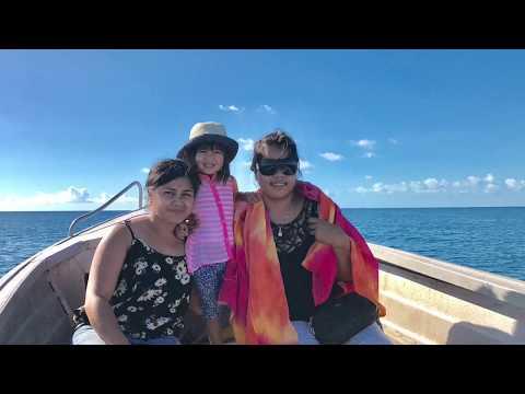 Marinas' Trip to Kiribati 2k17
