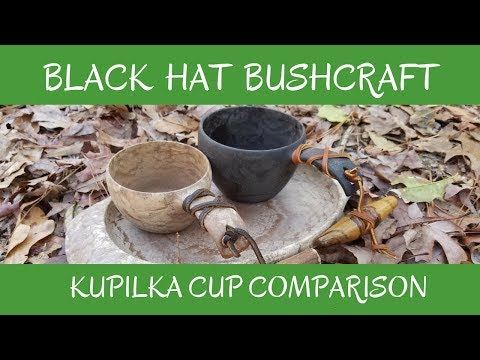 Kupilka Cup Comparison & How to Attach a Toogle