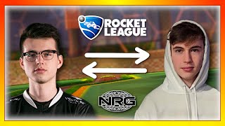 I replaced Garrettg on NRG & here's what happened... | 3's Until I Lose Ep. 14 | Rocket League