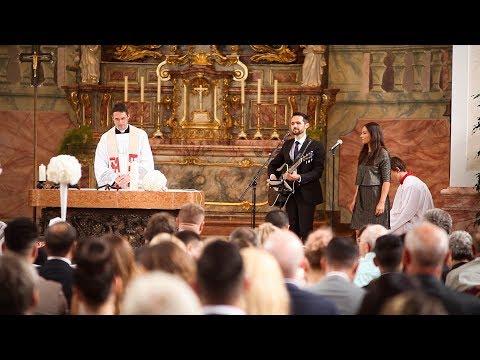 Ich fühl wie du | Hochzeit Frankenthal Dreifaltigkeitskirche | Lieder kirchliche Trauung