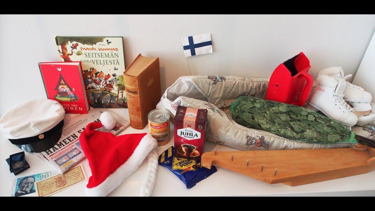 Osaan Suomea