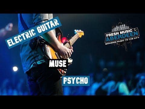 Muse - Psycho || Guitar Play Along TAB