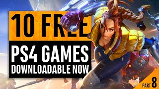 10 Free Playstation 4 Games You Can Download Right Now! Part 8