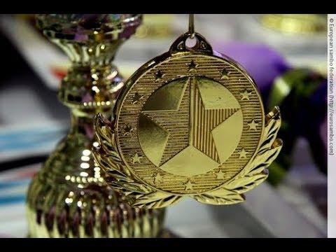 European Sambo Championship 2018 Day 2 Mat 2