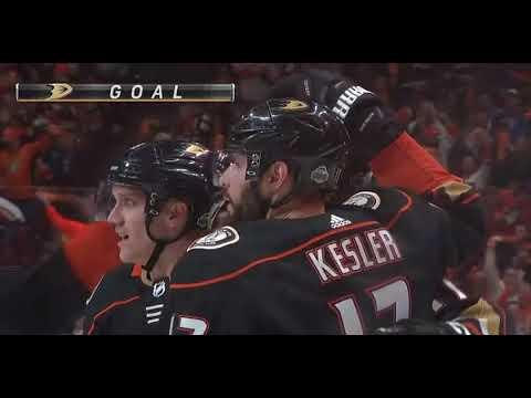 Anaheim Ducks Vs San Jose Sharks Game 2 2018 Stanley Cup Playoffs