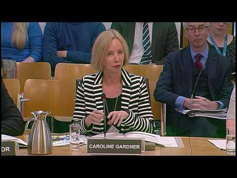 Public Audit Committee - Scottish Parliament: 30th June 2016