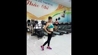 aerobic exercise burn fat slim body shape