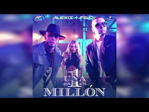 Una en un Millon - Alexis y Fido | (2015 Official Audio Video)