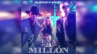 Una en un Millon - Alexis y Fido   (2015 Official Audio Video)