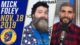 Mick Foley is glad CM Punk is back with WWE | Ariel Helwani's MMA Show