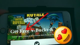 How To Get Free V Bucks In Fortnite - Fortnite Free V Bucks - V Bucks Free [PC,XBOX]