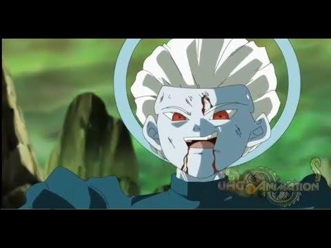 Goku win Jiren and Goku vs Hakaisin (Goku thắng Jiren và thách đấu với cha của whit)
